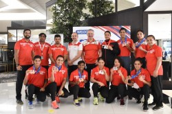 Asian Boxing Championship 2021 Indian Contingent Final Results And Medal Tally