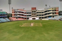 At Kotla Bookies Employed Cleaner To Do Pitch Siding During One Ipl 2021 Game Bcci Acu Chief