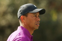 Tiger Woods Learning To Walk Again Main Priority Following Car Crash