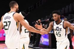Utah Jazz Mitchell Gobert Nets Harden Durant Irving Nash Stats Perform Ai Predicts Nba Playoffs
