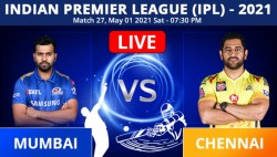 Ipl 2021 Mi Vs Csk Match 27 Live Updates Highlights Scores Mumbai Indians Face Chennai Super Kings