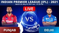 Ipl 2021 Pbks Vs Dc Match 29 Live Updates Highlights Scores Punjab Kings Vs Delhi Capitals