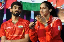 Saina Srikanth Olympic Hopes Take Hit After Malaysia Open Postponement Due To Covid 19 Surge