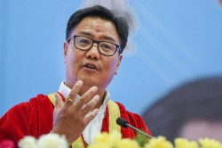 I Wanted Shooters To Train In Safe Environment Rijiju On Croatia Tour