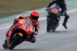 Marc Marquez Unhappy With Honda But Admits I Was Not Good At Le Mans