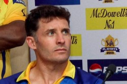 Ipl 2021 Csk Batting Coach Mike Hussey Tests Positive For Covid