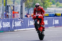 Motogp Analysis How Miller Won A Thriller At Le Mans