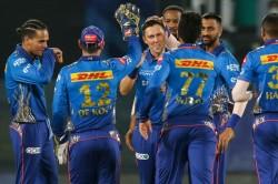 Ipl 2021 Mi Vs Csk Match Report Pollard Blitzkrieg Hands Mumbai Indians Four Wicket Win Over Csk