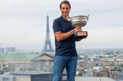 French Open King Of Clay Nadal Out To Rule Roland Garros Again Swiatek To Follow In Henin Footsteps