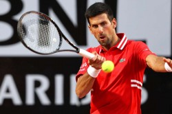 Moraing To Face Novak Djokovic In Belgrade As Weather Rules Out Play In Parma