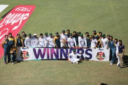 Zimbabwe Series Poor Advertisement For Test Cricket Pakistan Needs Matches Against Stronger Teams