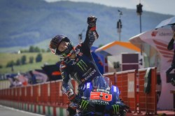 Motogp Analysis How Quartararo Claimed An Emotional Win At Mugello