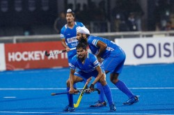 Olympic Gold Is The Ultimate Goal For All Of Us Says India Midfielder Rajkumar Pal
