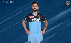Ipl 2021 Rcb To Sport Blue Jersey As Tribute To Front Line Heroes To Donate For Oxygen Support