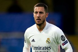 Eden Hazard Apologises Real Madrid Supporters After Joking With Chelsea Players Champions League Exit
