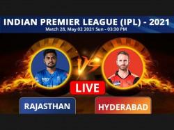 Ipl 2021 Rr Vs Srh Match 28 Highlights Jos Buttler Hits Century Rajasthan Win By 55 Runs