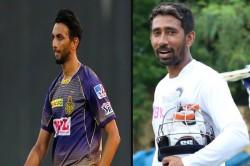 Wriddhiman Saha Prasidh Krishna Join Team India In Mumbai After Recovering From Covid