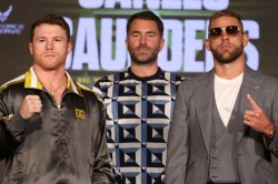 Saul Canelo Alvarez V Billy Joe Saunders Fight Preview Simmering Rivalry Unification Clash Texas