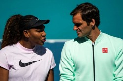 Serena Williams I Wish I Could Play Like Roger Federer