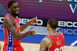 Nba Philadelphia 76ers Playoffs Dallas Mavericks Washington Wizards