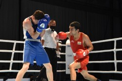 Asian Boxing Championships 2021 Shiva Thapa Enters Semis Secures His Fifth Successive Medal