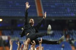 Atletico Madrid Crowned La Liga Champions