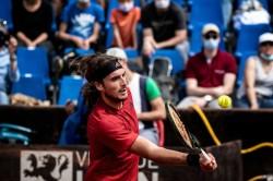 Lyon Open Stefanos Tsitsipas Defeats Cameron Norrie