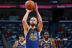 Stephen Curry Ray Allen Nba History Golden State Warriors