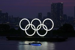 Tokyo Olympic Head Says Thomas Bach Visit To Japan Could Be Tough
