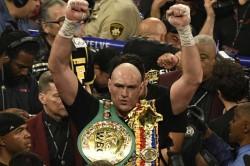 Tyson Fury Confirms August 14 Date Anthony Joshua Heavyweight Fight Saudi Arabia