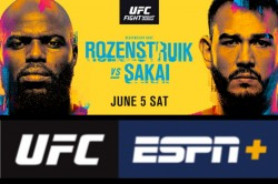 Ufc Vegas 28 To Be Headlined By Heavyweight Contenders Doubleheader