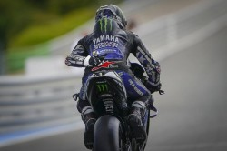 Vinales Fastest At Post Race Jerez Test