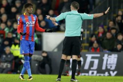 Everton And Tottenham Keen On Wilfried Zaha Good Fit For Both The Sides