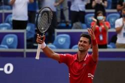 Novak Djokovic Revels In Perfect Performance After Breezing Into Belgrade Open Semi Finals
