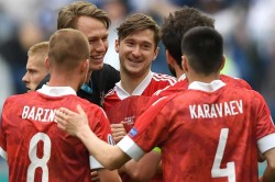 Miranchuk Unconcerned By Missed Chances After Leading Russia To Crucial Win