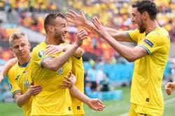 Euro 2020 Ukraine 2 1 North Macedonia Yarmolenko Inspires Important Group C Win