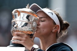 French Open 2021 Barbora Krejcikova Crowned Champion