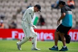 Wtc Final Bj Watling Returns To Keep In Farewell Test Despite Dislocated Ring Finger Against India