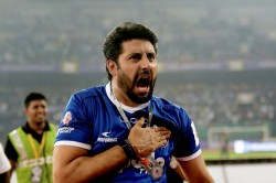 Chennaiyin Fc Co Owner Abhishek Bachchan Backs Isl Decision Of Fielding Seven Indian Players