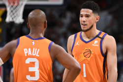 Nba Playoffs 2021 Paul Stars As Suns Move 3 0 Up Embiid Leads 76ers Past Hawks