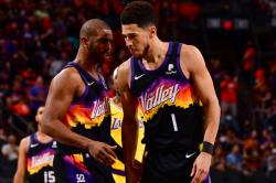 Nba Playoffs 2021 Suns Thrash Lakers Paul Re Injured Nets Clinch Celtics Series
