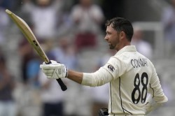 England Vs New Zealand 1st Test Devon Conway Breaks Sourav Ganguly S 25 Year Old Lord S Record