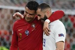 Euro 2020 Data Dive Ronaldo Sets Tournament Record As Benzema Ends France Drought