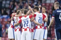 Euro 2020 Croatia Vs Scotland Stats Highlights Modric Creates History For Croats