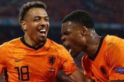 Netherland Beat Austria Win Euro Group C Depay Dumfries Goals Euro