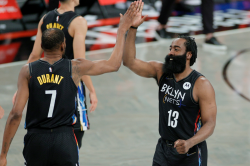 James Harden To Join Kevin Durant Tokyo Games No Stephen Curry Team Usa
