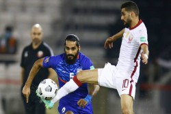Fifa World Cup Qualifiers 10 Man India Go Down To Qatar