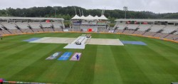 Wtc Final India Vs New Zealand Persistent Drizzle Washes Out Toss First Session At Ageas Bowl Day