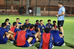 Daunting Task Ahead For India In Wc Qualifying Round Match Against Mighty Qatar