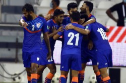India Finish Third In Qualifiers Group E After Afghanistan Draw